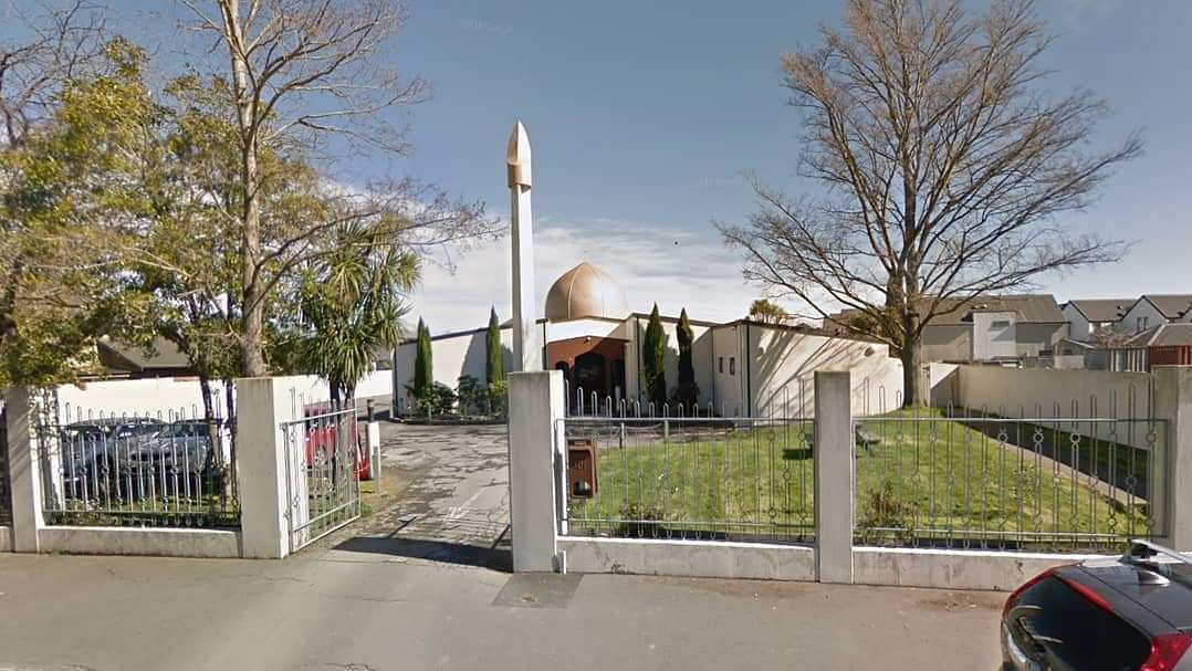 Teror Masjid di Selandia Baru