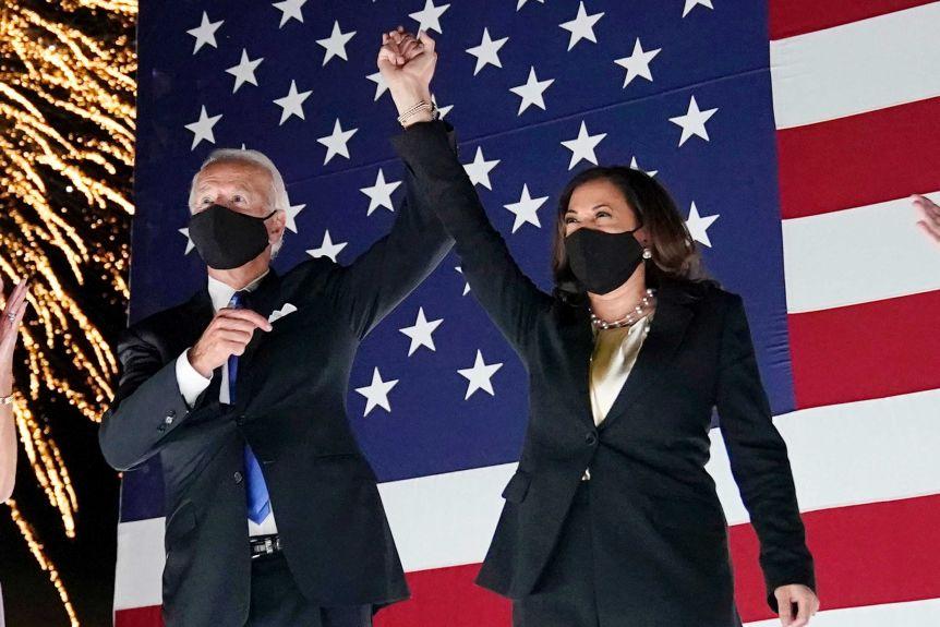Joe Biden dan Kamala Harris Menang Pilpres AS