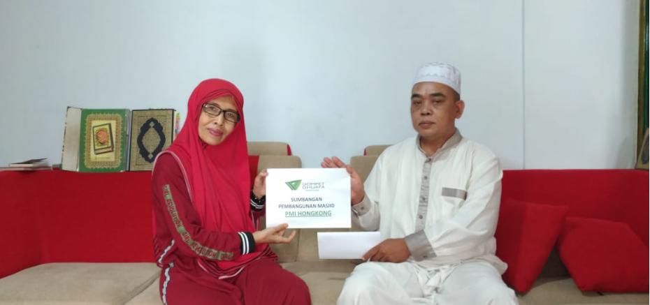 November, DDHK Salurkan Santunan dan Bantuan ke Malang, Magetan, dan Kediri