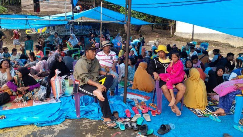 Bahan Pangan Masih Sulit Didapat di Lokasi Gempa Sulbar