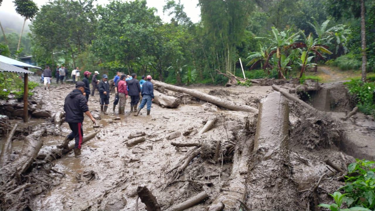 Selasa Pagi, Kawasan Puncak Bogor Diterjang Banjir Bandang