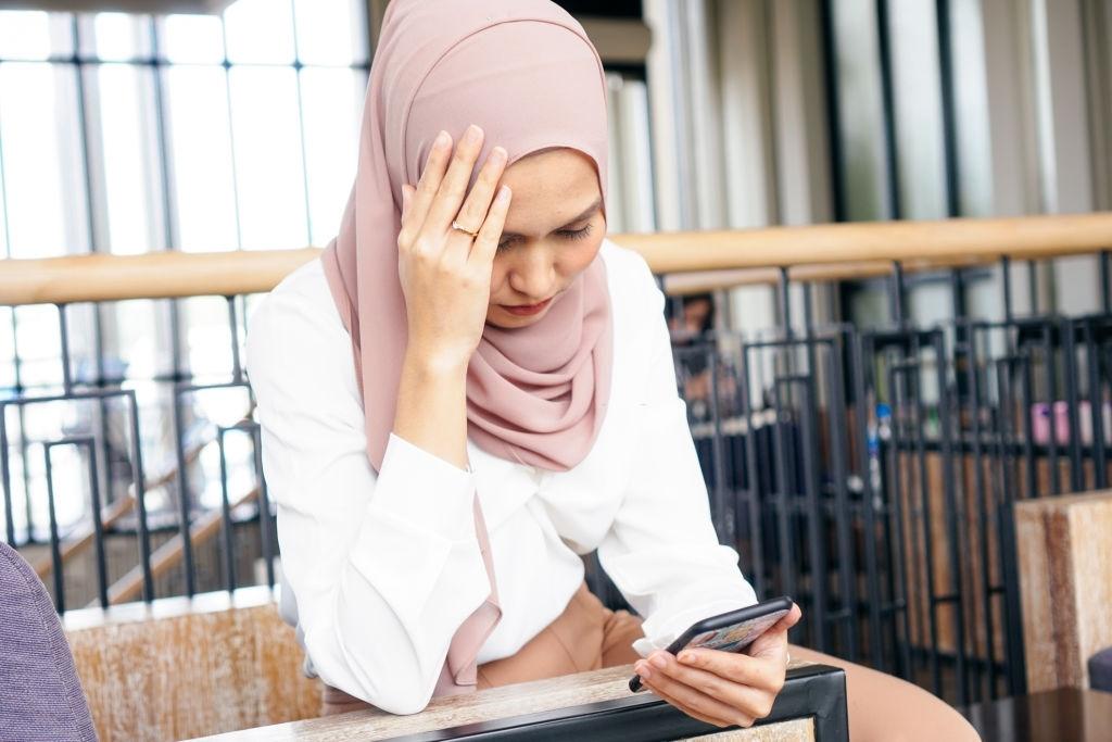 Suami Kirim Pesan WhatsApp Ini, Bagaimana Nasib Pernikahan Saya?