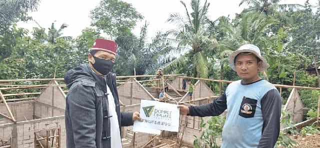 DDHK Bantu Pembangunan Mushalla-Madrasah di Madiun dan Ponorogo