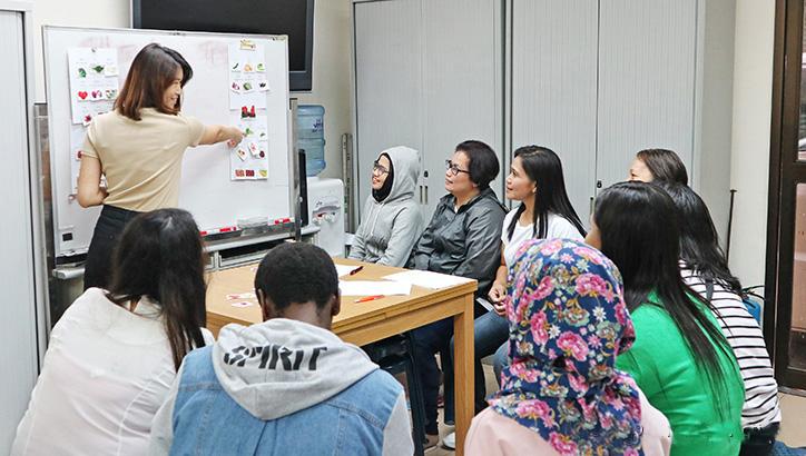 """Baru 2 Orang Indonesia """"Paperan"""" di Hong Kong Diterima sebagai Pengungsi"""