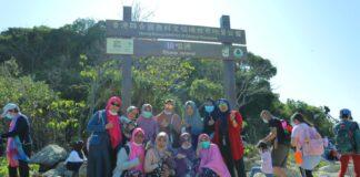 Tafakur Alam to Sharp Island with TGB Friends Community