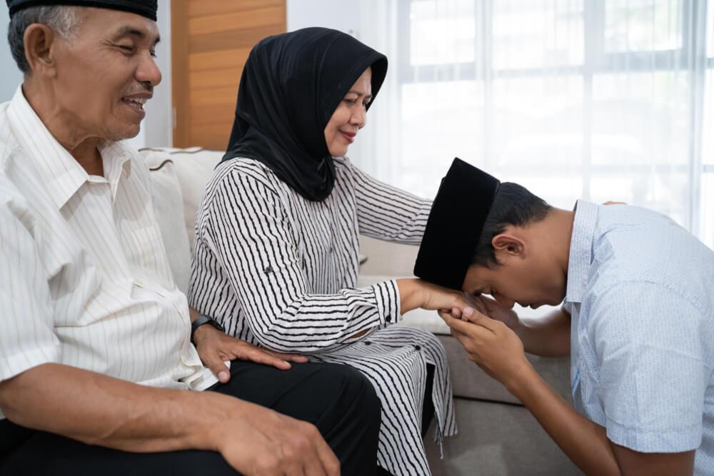 Bakti kepada Orang Tua