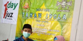 DDHK Gelar Pondok Ramadhan Kilat di Tsing Yi