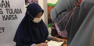 Ramadhan, Klinik Al-Qur'an DDHK Diganti Tadarus Bersama