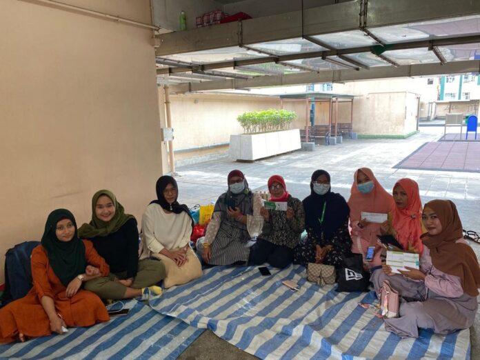MT Hidayatullah Sosialisasikan Program SAHARA DDHK di Tsuen Wan