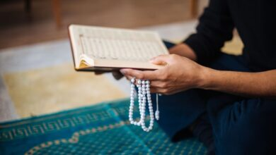 Cara Baca dan Lokasi Nun Wiqoyah dalam Al-Qur'an
