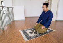 Sifat Shalat Nabi: Duduk di antara Sujud dan Thuma'ninah (8)