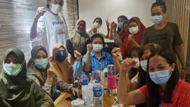 Pengusaha Chandra Fasilitasi Pekerja Migran Indonesia di Hong Kong Usaha Patungan di Tanah Air